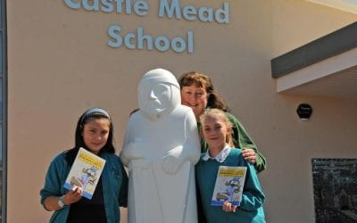 Castle Mead Primary School is one of 15 schools taking part in the Barons' Charter Programme