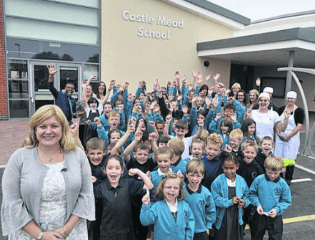 Top marks for new Trowbridge School