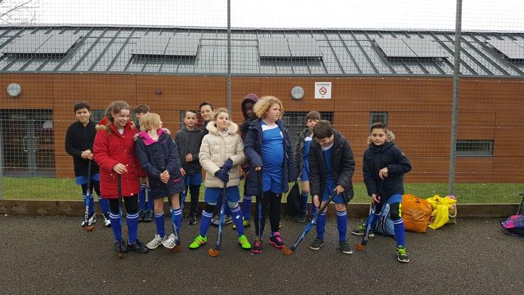 Castle Mead take part in Hockey Festival