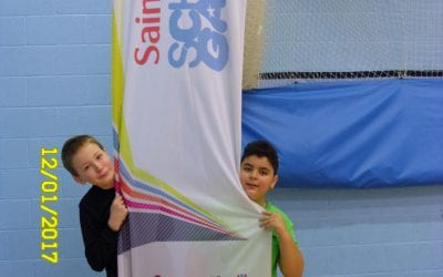 Wiltshire School Games County new age kurling competition
